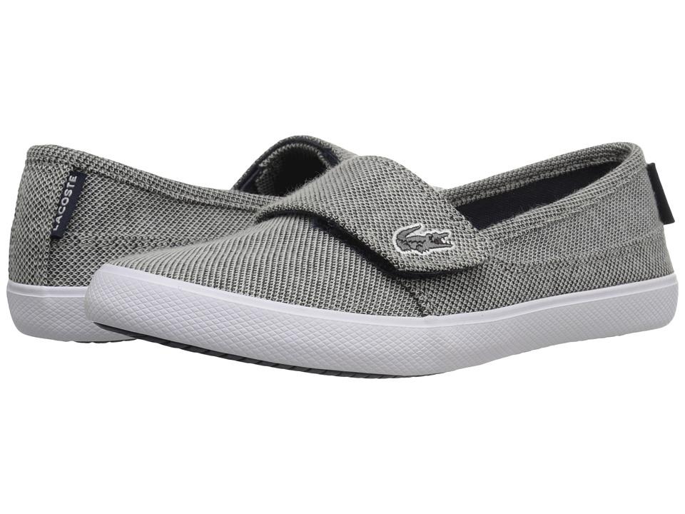 Lacoste Kids - Marice 216 1 (Little Kid) (Navy) Kid's Shoes