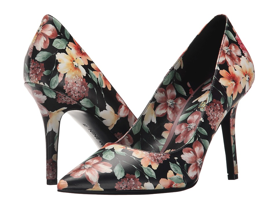 Nine West - Jackpot (Purple Multi Synthetic) High Heels