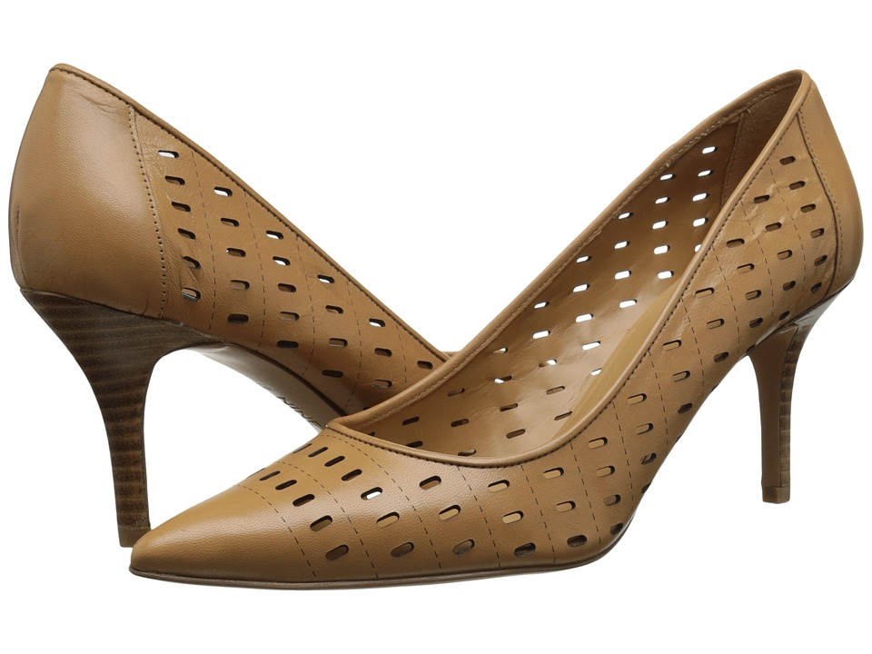 Nine West - Kaydence (Light Natural Leather) High Heels