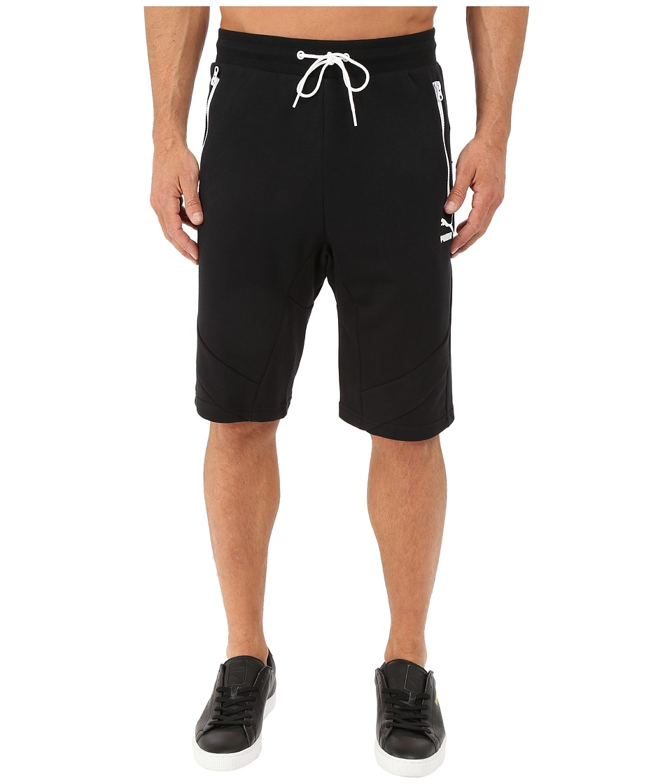 PUMA - Trinomic Bermudas (Black) Men's Shorts