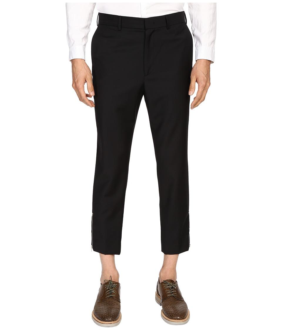 McQ - Doherty Trousers 01 (Darkest Black) Men's Casual Pants