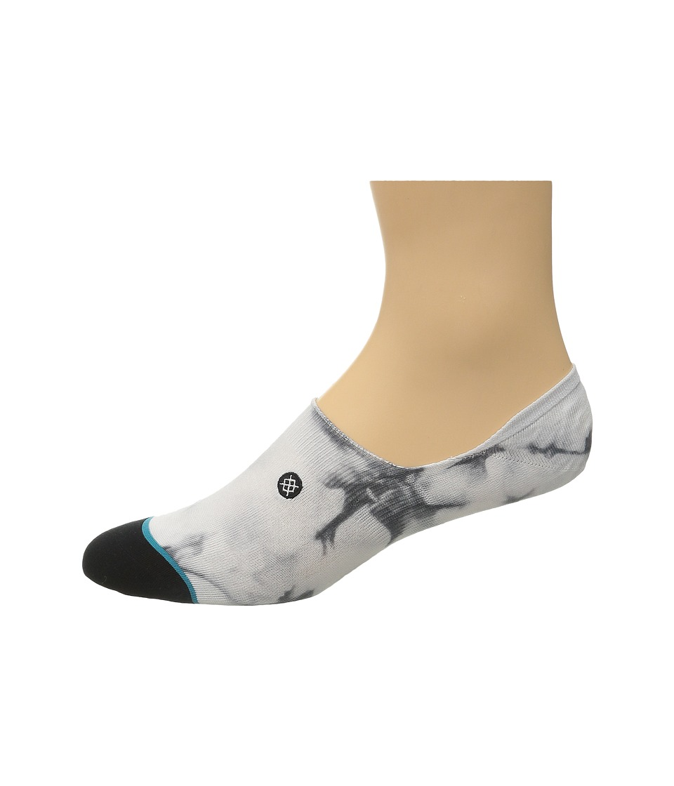 Stance - Keasy (Black) Men's Crew Cut Socks Shoes