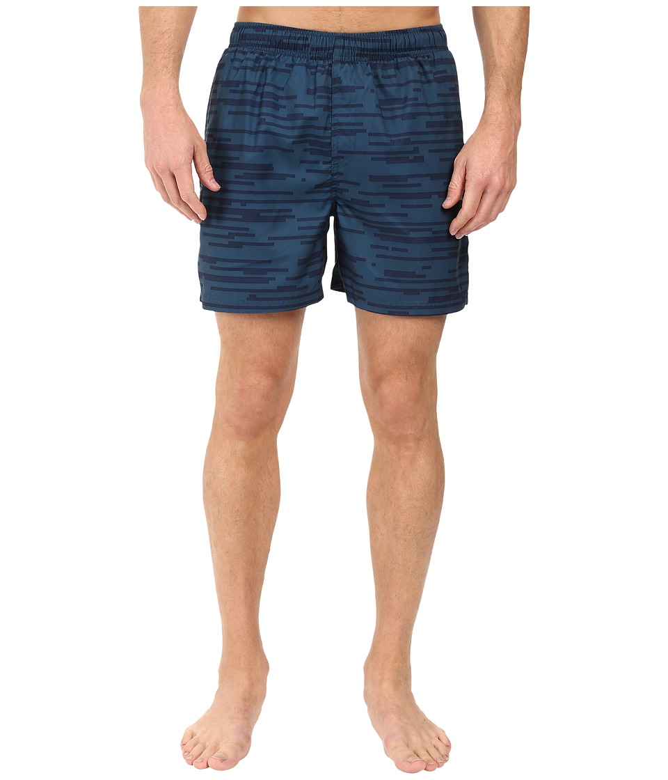 PUMA - Ferrari Swim Shorts (Blue Wing Teal) Men's Swimwear