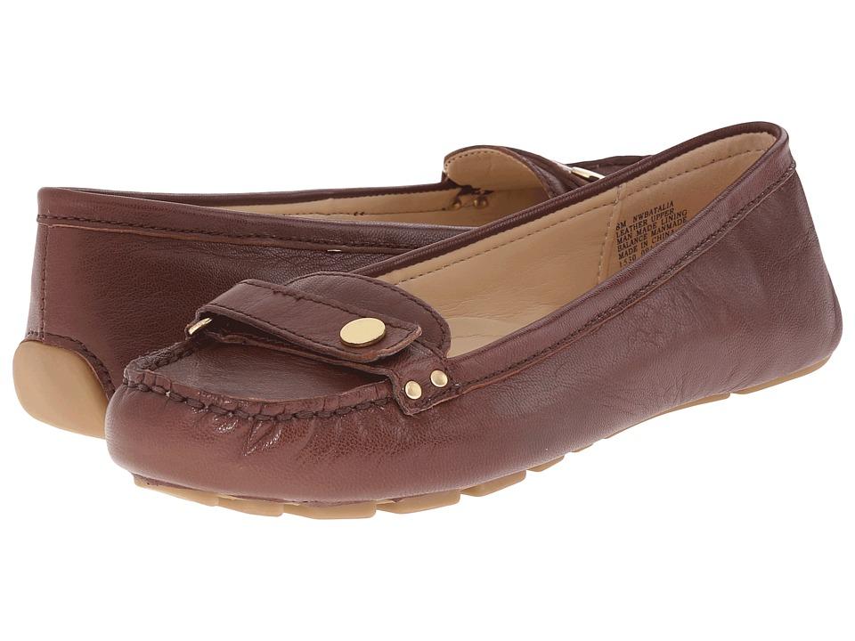 Nine West - Batalia (Brown Leather) Women