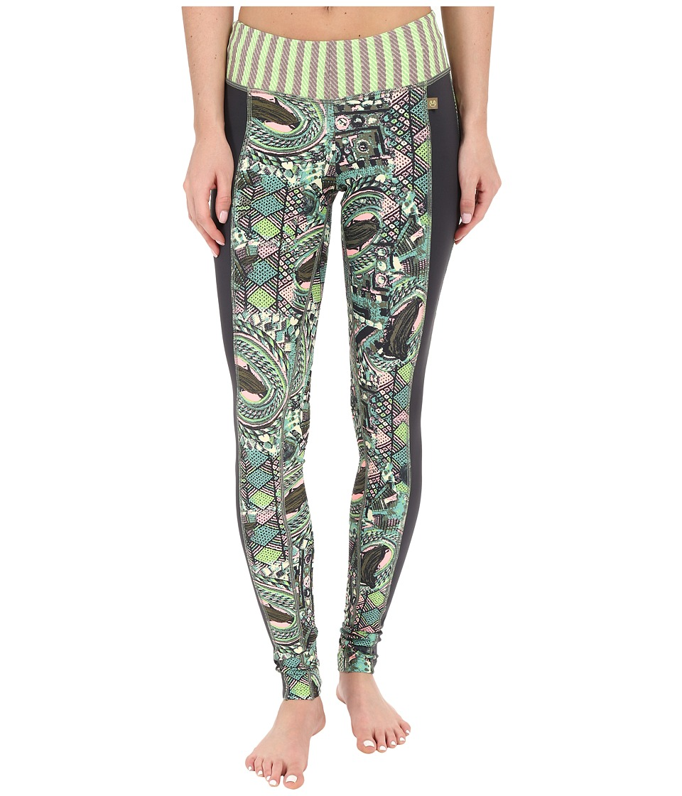 Maaji - Oregon Forest Active Pants (Multicolor) Women's Casual Pants