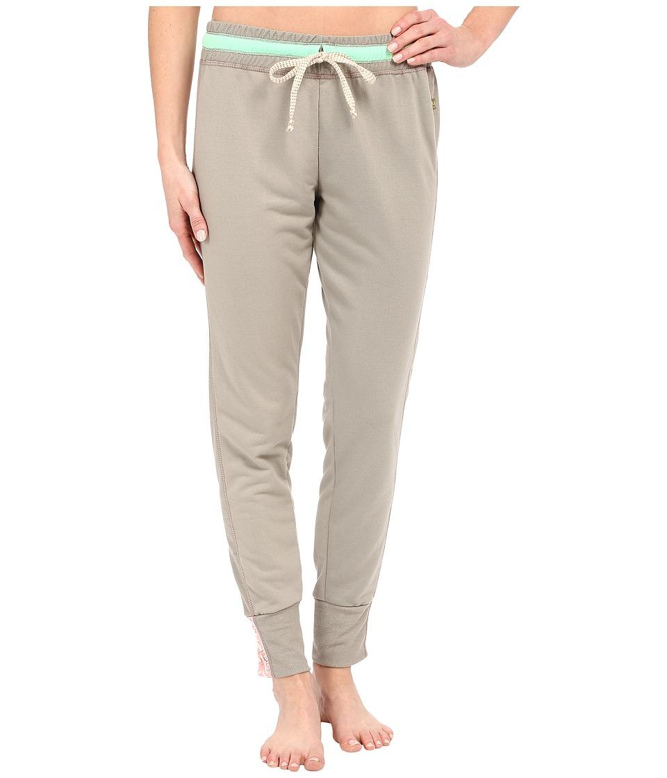 Maaji - Morning Glory Active Jogger Pants (Pastel Grey) Women's Casual Pants