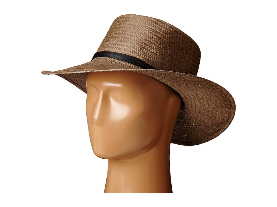 BCBGeneration - Spring Gaucho Hat (Taupe) Caps