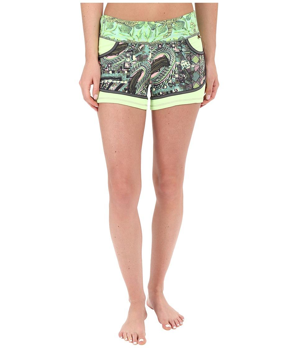Maaji - Flash Stone Active Shorts (Multicolor) Women's Shorts