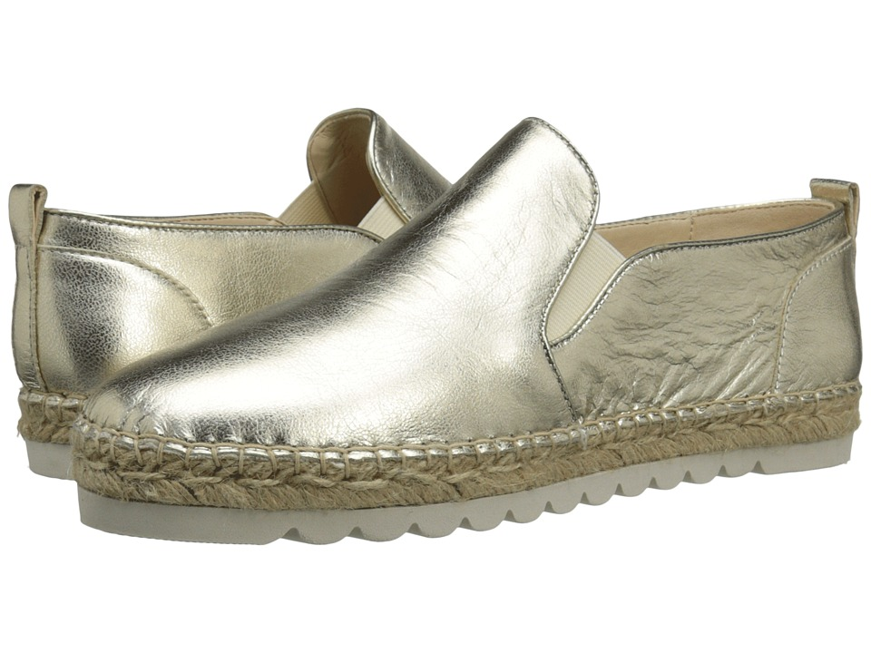 Nine West - Noney (Light Gold Multi Metallic) Women's Shoes