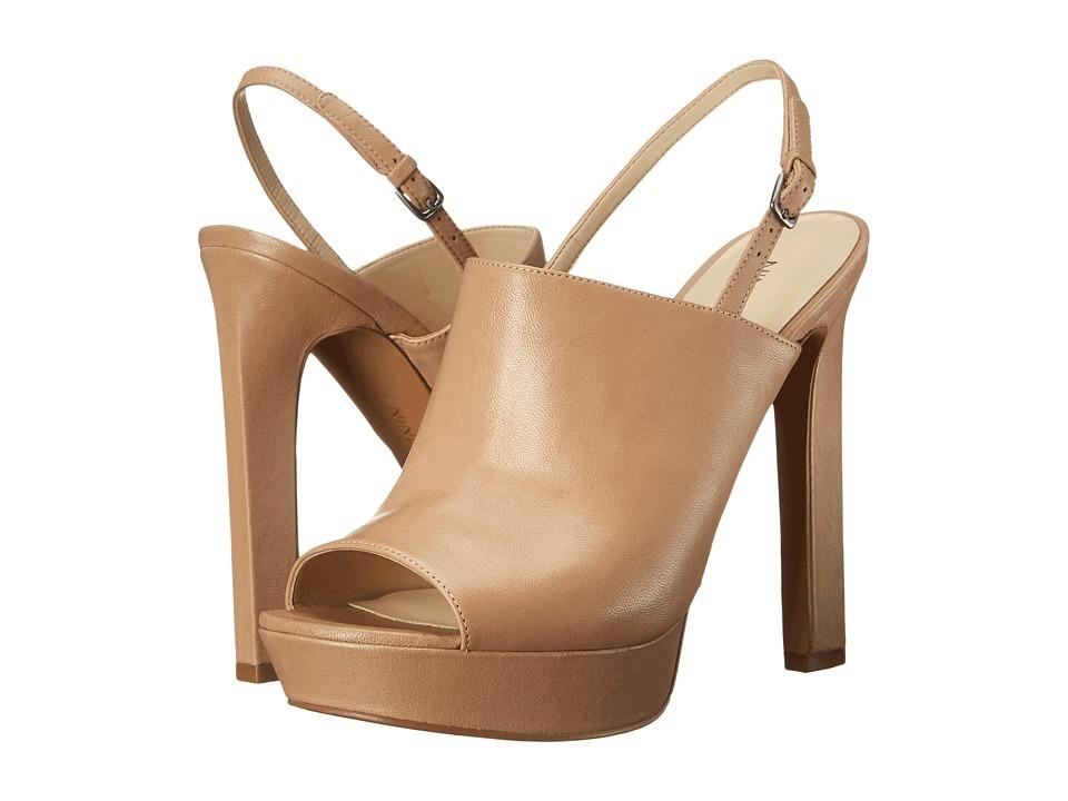 Nine West - Lailah (Light Natural Leather) Women's Shoes