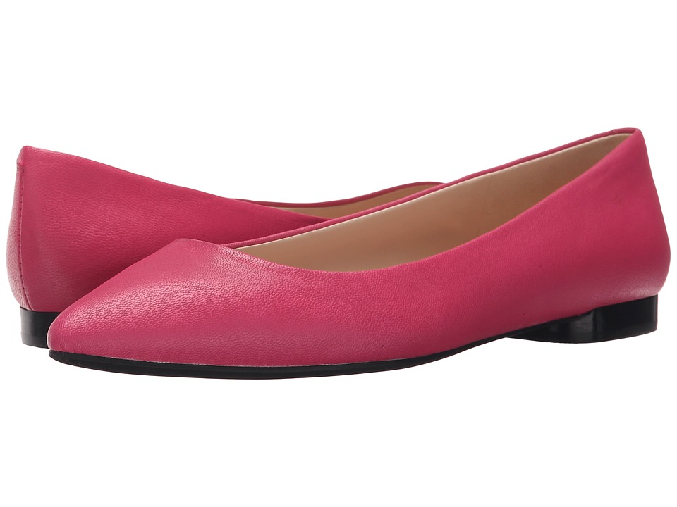 Nine West - Onlee (Pink Leather) Women