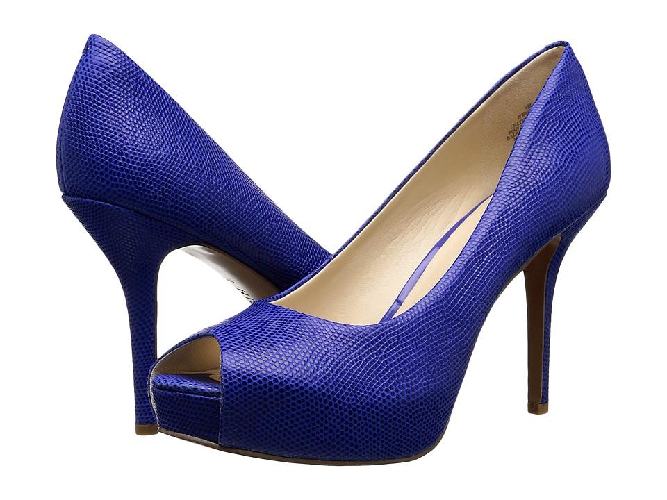 Nine West - Qtpie (Blue Reptile) Women's Shoes