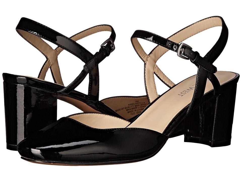 Nine West - Quartilla (Black Synthetic) Women's Shoes