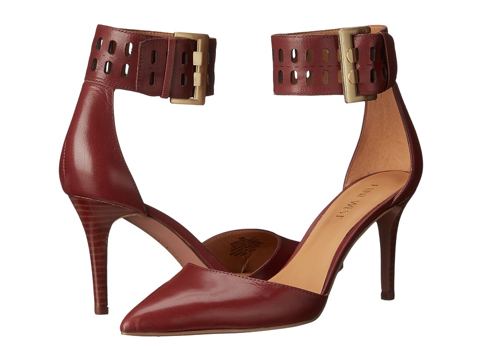 Nine West - Redvelvet (Dark Natural Leather) Women's Shoes