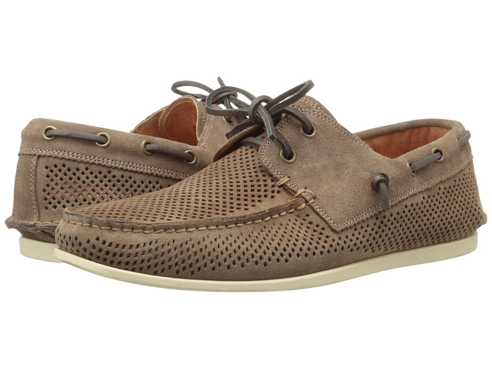John Varvatos Schooner Boat (Clay) Men