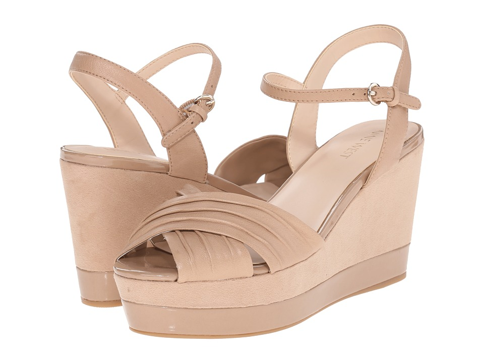 Nine West - Velma (Light Natural Leather) Women's Shoes