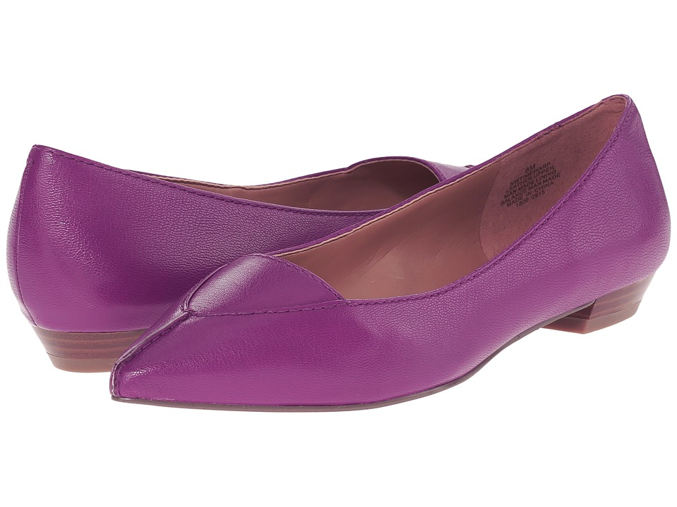 Nine West - Timewarp (Purple Leather) Women's Shoes