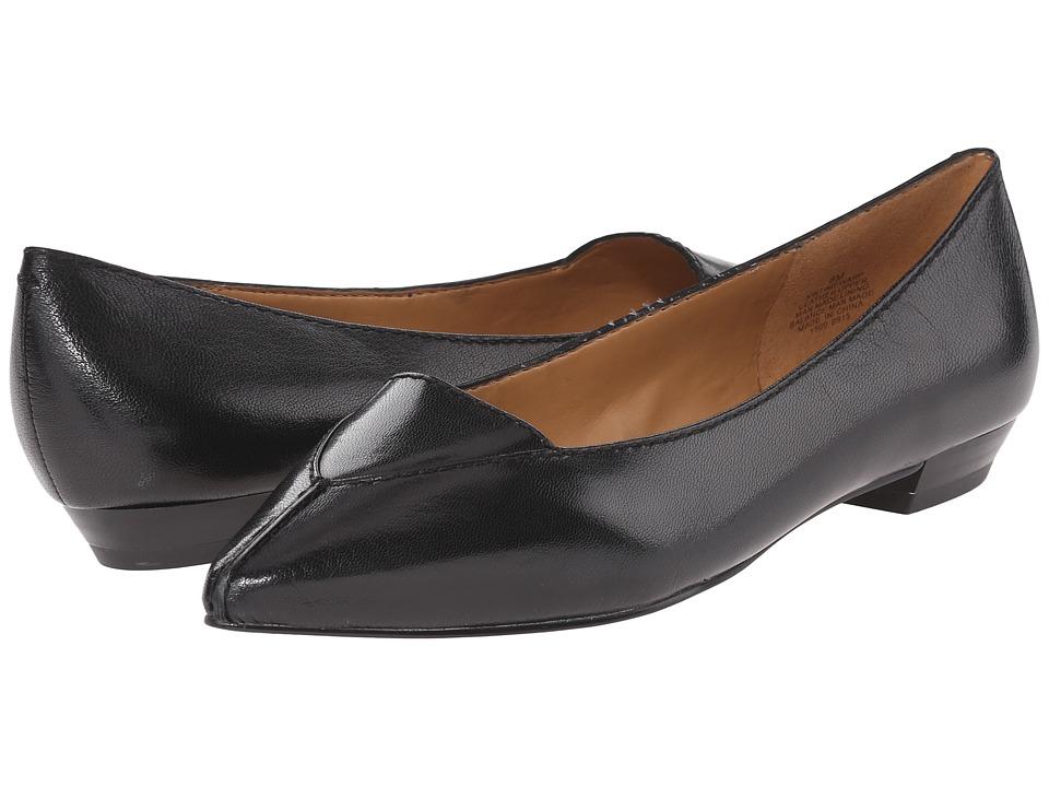 Nine West - Timewarp (Black Leather) Women's Shoes
