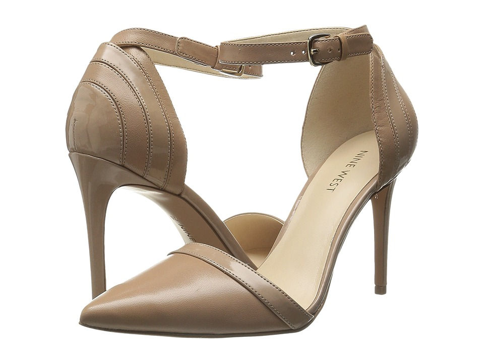 Nine West - Timeshare (Taupe/Taupe Leather) Women's Shoes