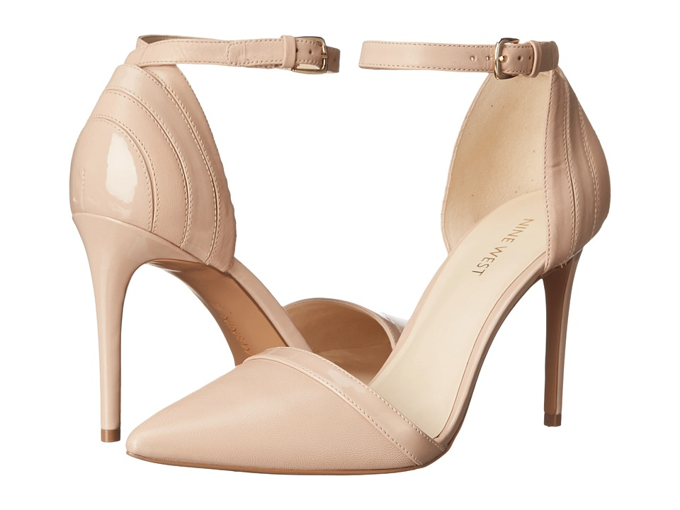 Nine West - Timeshare (Light Pink/Light Pink Leather) Women's Shoes