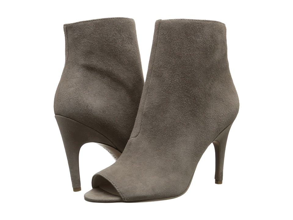 Nine West - Shiso (Grey Suede) High Heels
