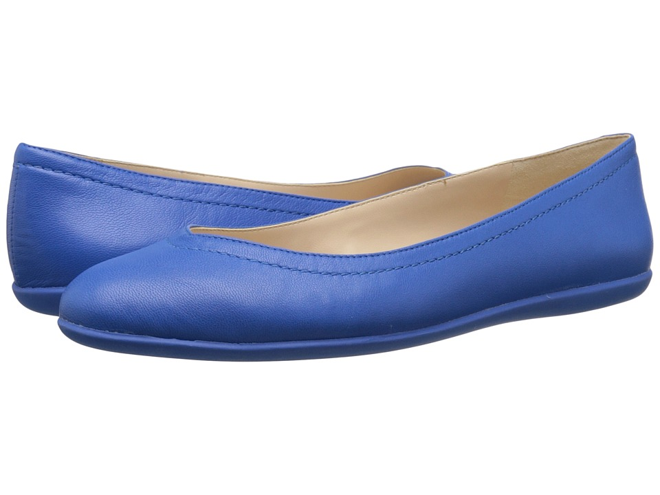 Nine West - Zarong (Blue Leather) Women's Shoes