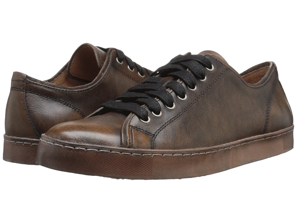 John Varvatos - Mick Heritage Low (Distress Brown) Men