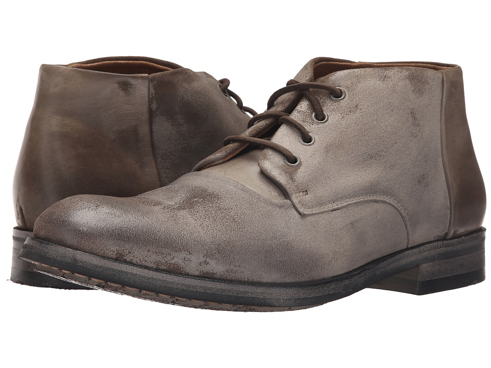 John Varvatos - Sid Casual Chukka (Hay) Men's Lace-up Boots