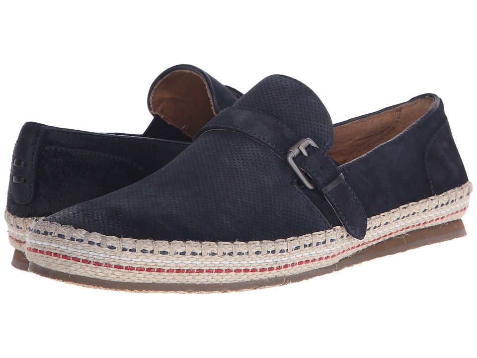 John Varvatos - Mick Espadrille Slip-On (Midnight) Men