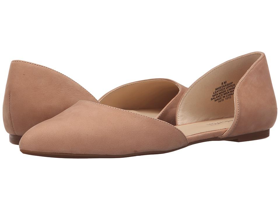 Nine West - Starship (Light Natural Nubuck) Women's Shoes