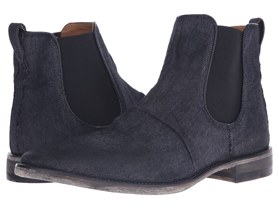 John Varvatos Fleetwood Chelsea (Indigo) Men