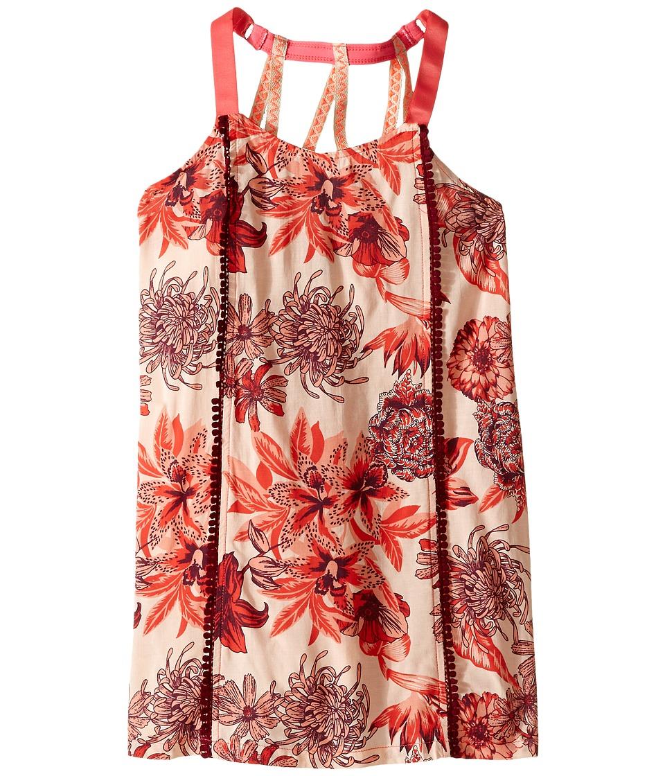 Maaji Kids - Blush Cashmere Dress Cover-Up (Toddler/Little Kids/Big Kids) (Multicolor) Girl's Swimwear