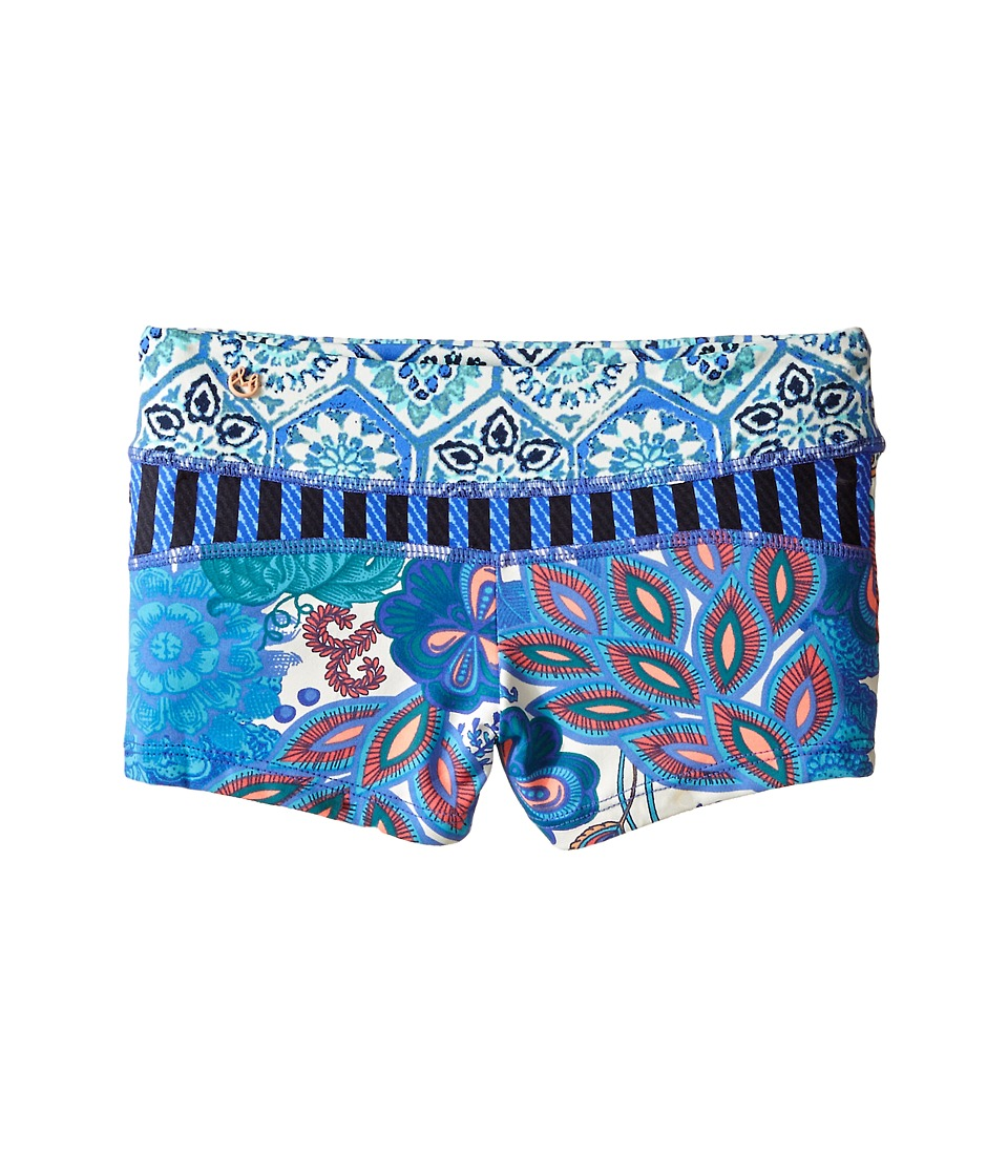 Maaji Kids - Sherbet Blueberry Shorts Cover-Up (Toddler/Little Kids/Big Kids) (Multicolor) Girl's Swimwear