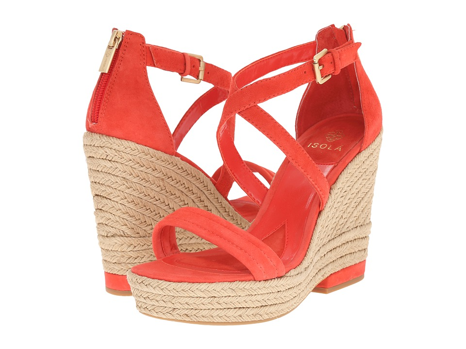 Isola - Yalena (Lipstick Red) High Heels