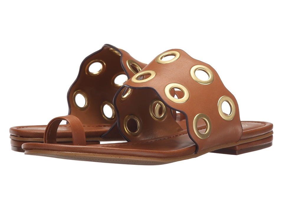 Isola - Milo (Luggage) Women's Dress Sandals