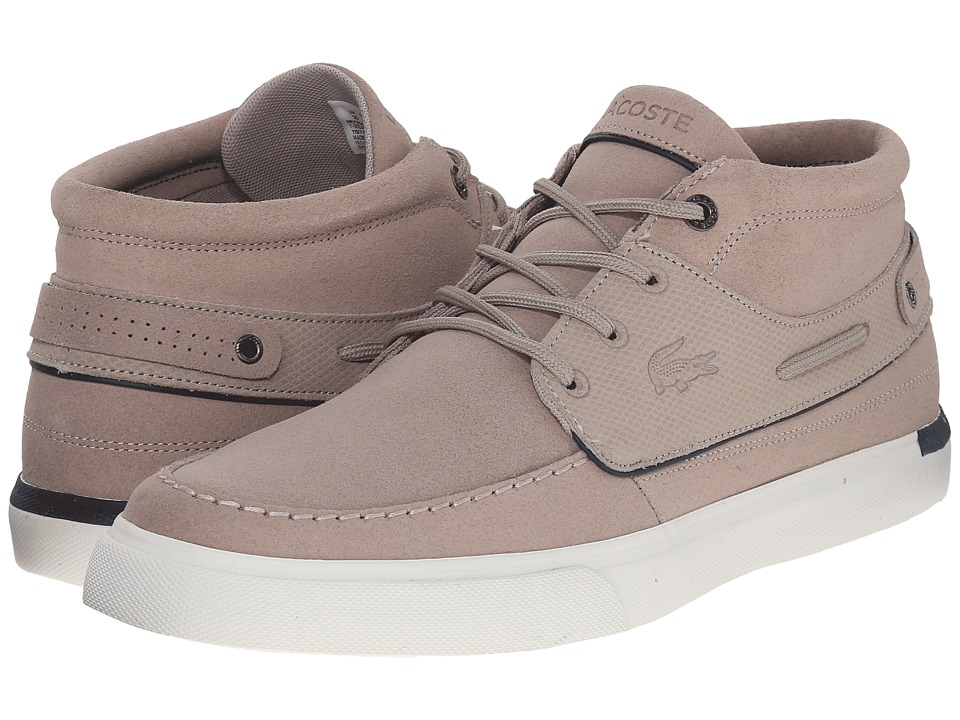 Lacoste - Meyssac Deck 116 1 (Light Brown) Men's Shoes