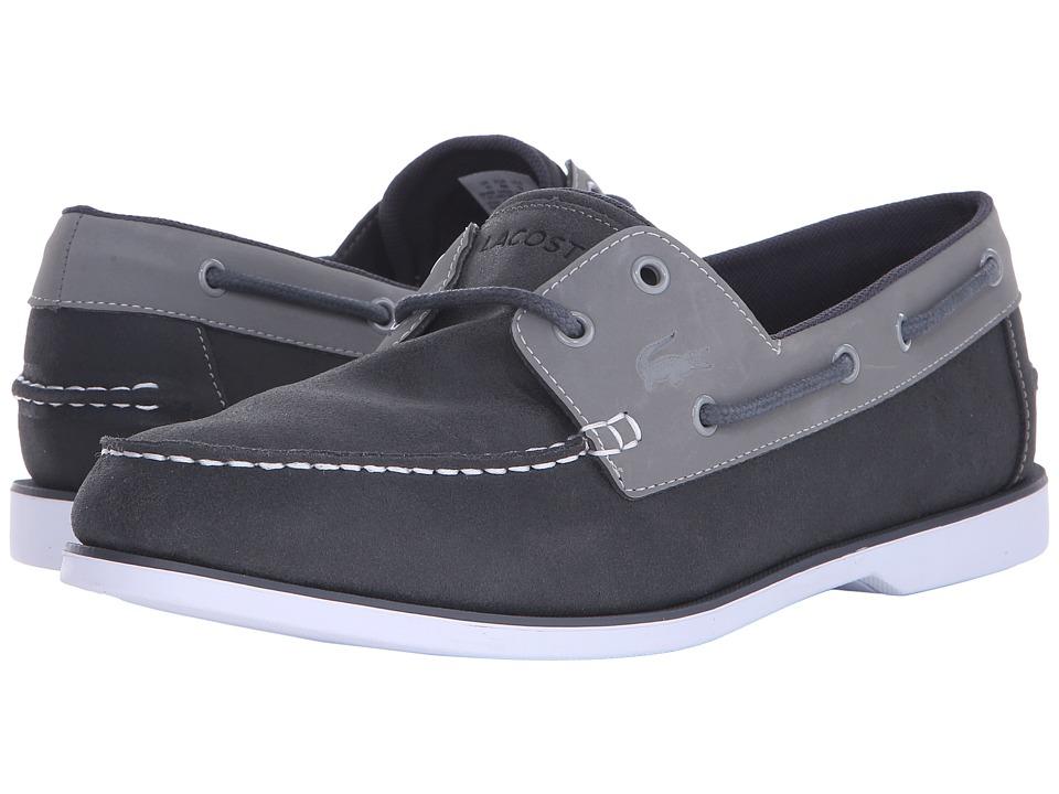 Lacoste - Navire Casual 116 1 (Dark Grey) Men