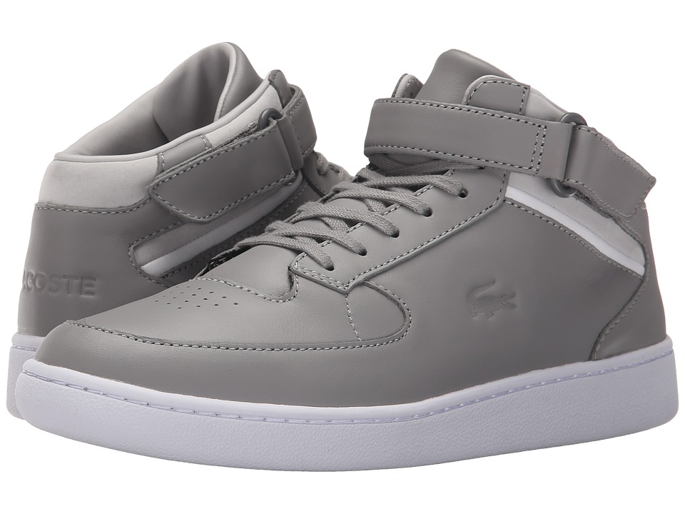 Lacoste - Turbo 116 1 (Grey) Men's Shoes