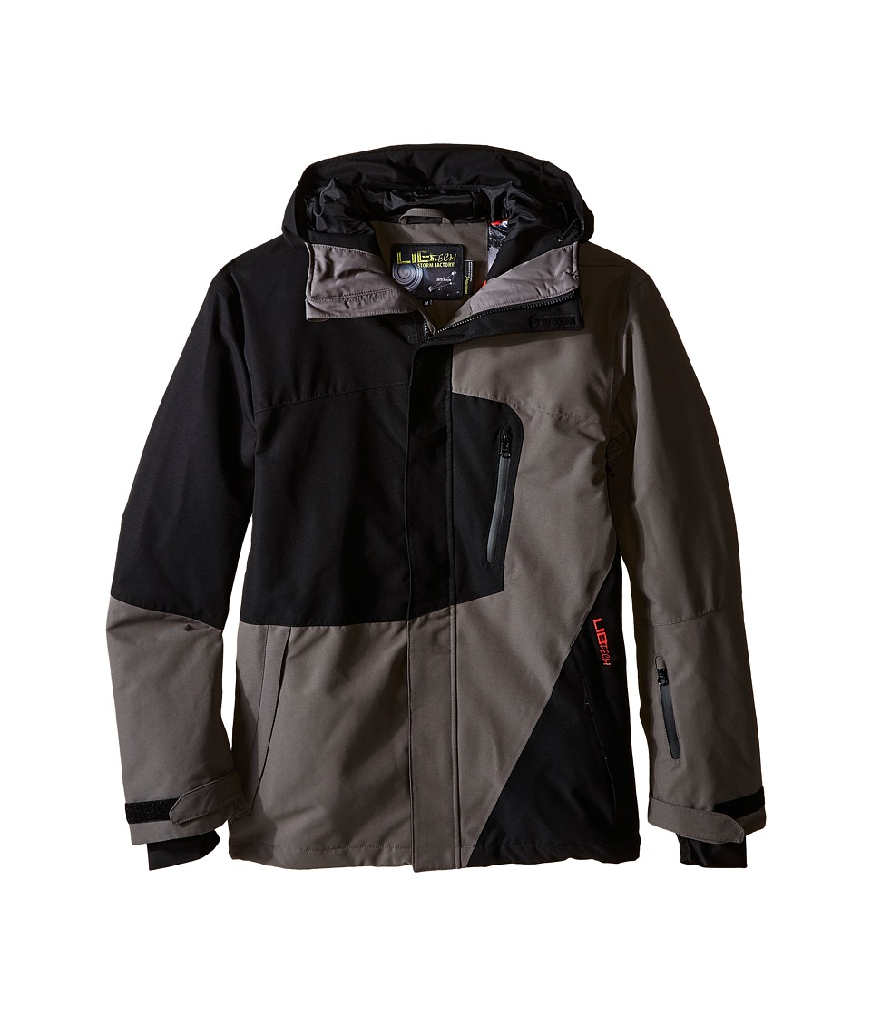Lib Tech - Recycler Jacket (Black) Men's Coat