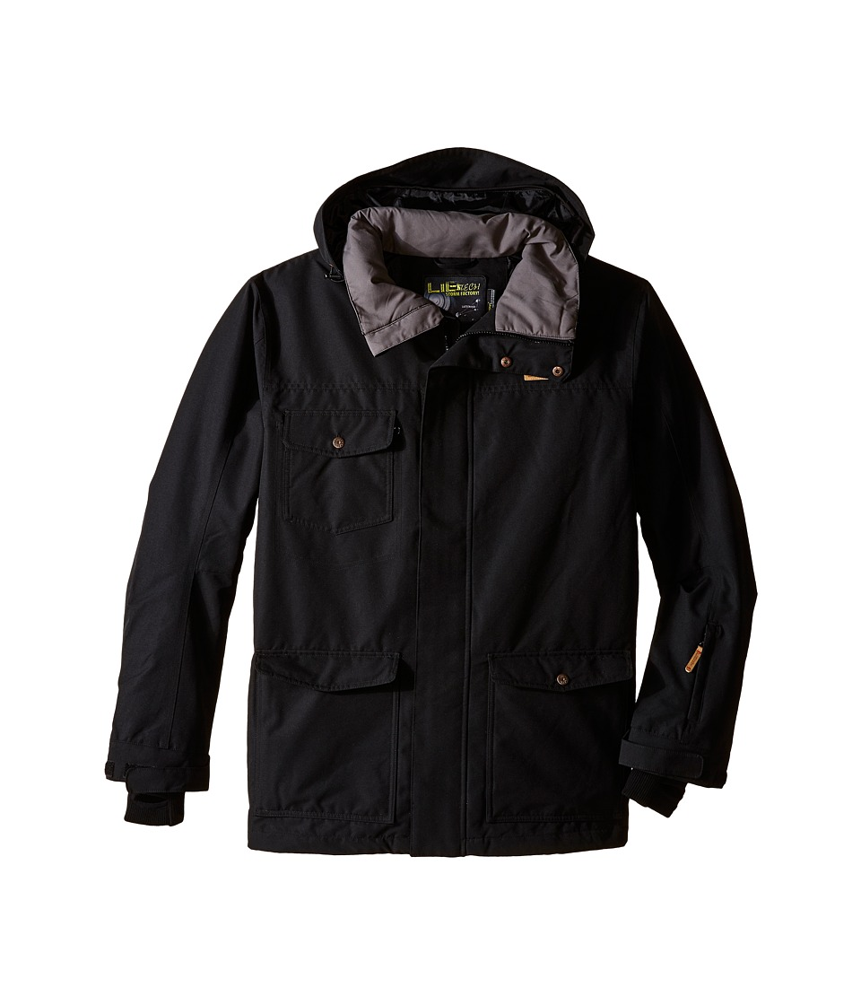 Lib Tech - Kraftsmen Jacket (Black) Men's Coat