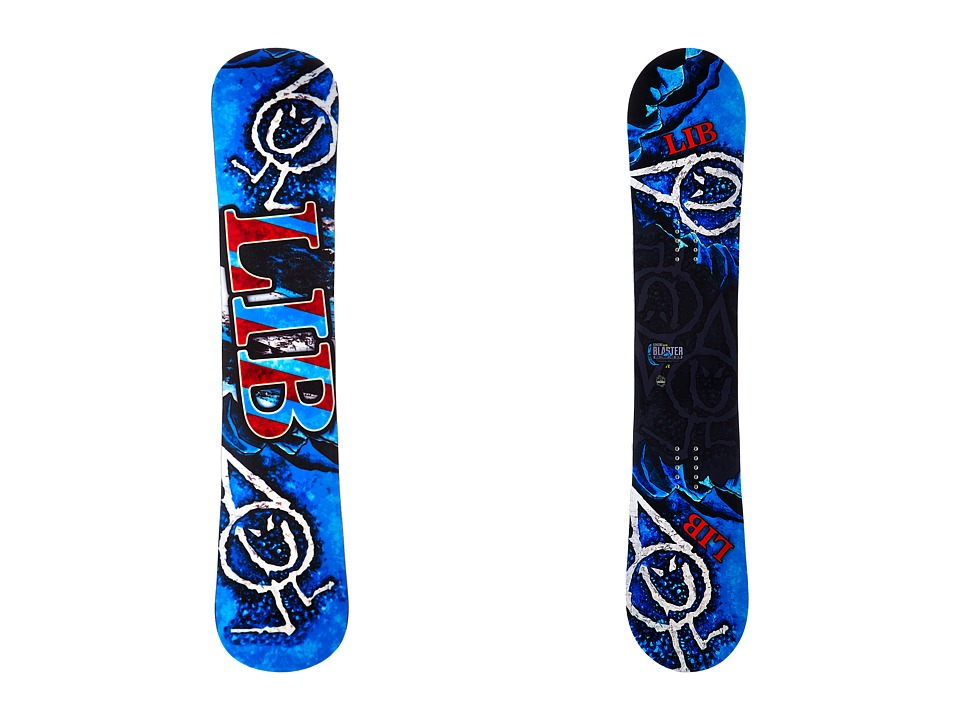 Lib Tech - Banana Blaster 130 BTX 2015 (Multi) Snowboards Sports Equipment