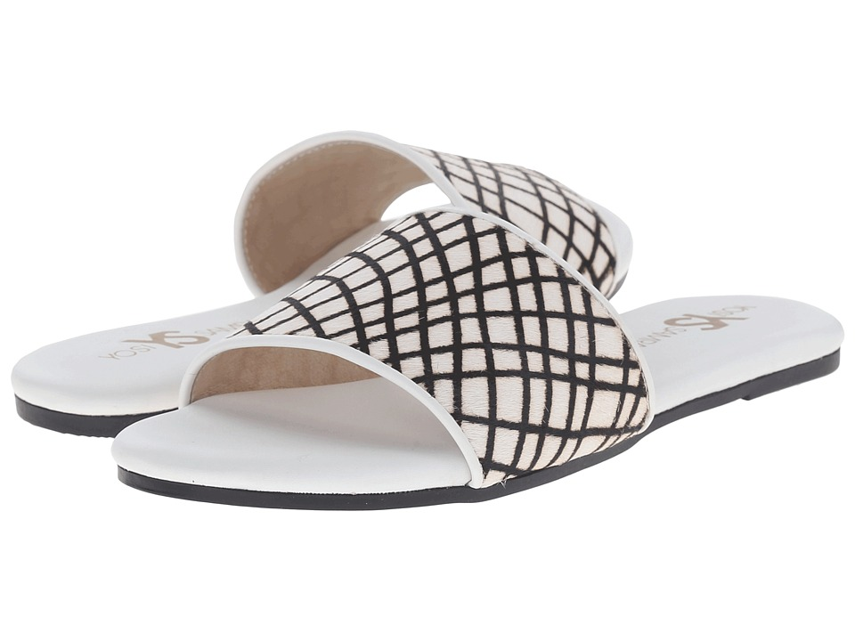 Yosi Samra - Reese (White) Women's Flat Shoes