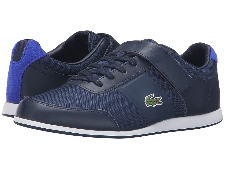 Lacoste - Embrun 116 1 (Navy) Men