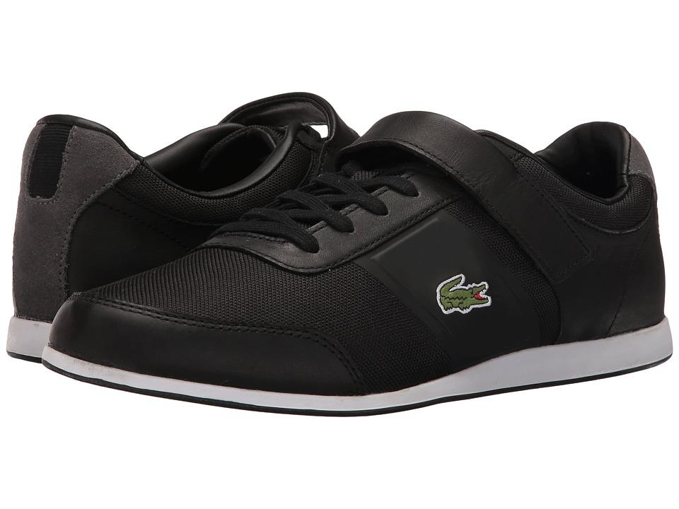 Lacoste - Embrun 116 1 (Black) Men's Shoes