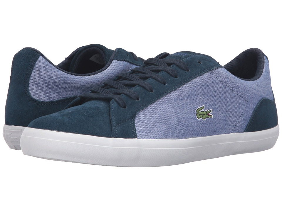 Lacoste - Lerond 116 2 (Navy/Blue) Men