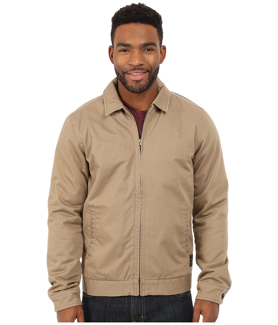 Quiksilver - Billy Vest (Elmwood) Men's Coat
