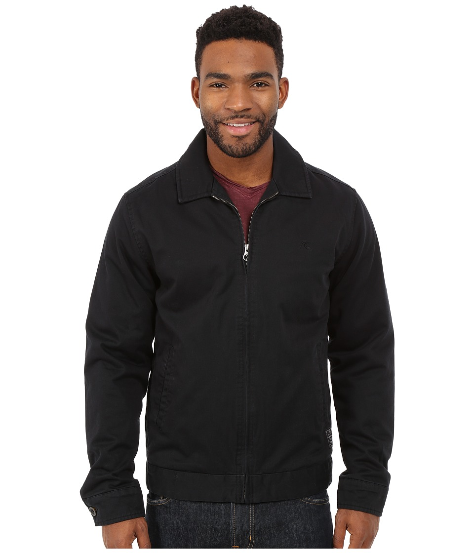 Quiksilver - Billy Vest (Anthracite) Men's Coat