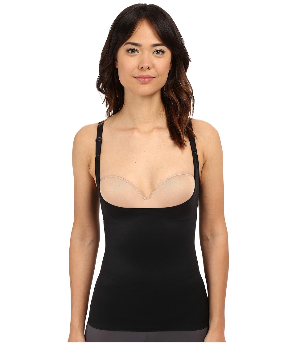 Wacoal - Zoned 4 Shaper Cupless Camisole (Black) Women's Lingerie