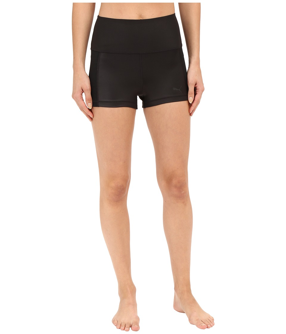 PUMA - Pwrshape Short Tights (Black) Women's Shorts