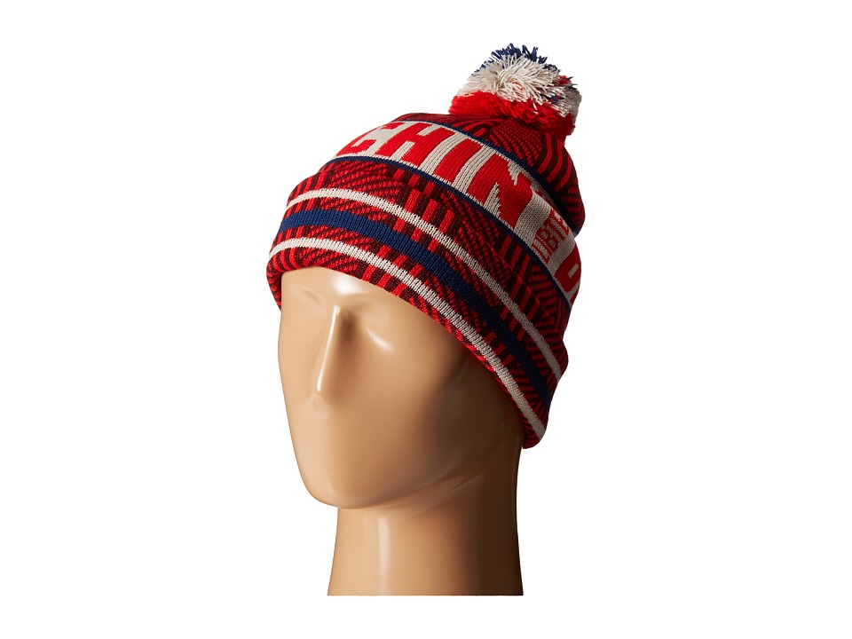 Lib Tech - Chin' Beanie (Red) Beanies